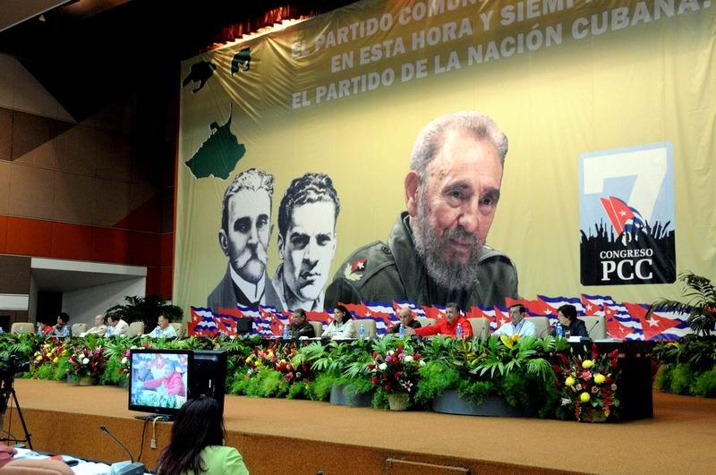 7mo. Congreso del Partido Comunista de Cuba